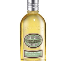 Almond shower Oil £16