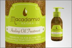 Macadamia Hair oil treatment £27.50