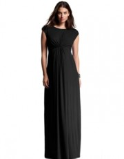 Isabella Oliver - Gathered Detail Maxi Dress