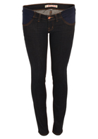J-BRAND - INDIGO SUPER SOFT MATERNITY JEGGINGS