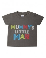 M&Co - Mummys little man t-shirt - £3.25