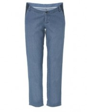Mothercare - Chambray Crop Jeans