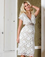 Tiffany Rose - Grace Dress Ivory