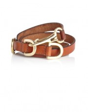 Warehouse - leather hook belt