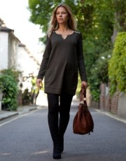 Isabella Oliver - Chic Button Tunic