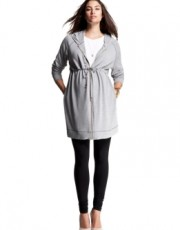 Isabella Oliver - Loungewear Hooded Tunic