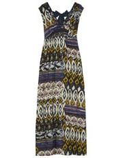 Jigsaw - Bedouin Print Maxi Dress