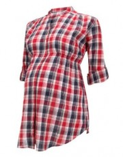 Mothercare - Maternity Check Shirt