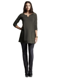 Isabella Oliver chic button tunic £129