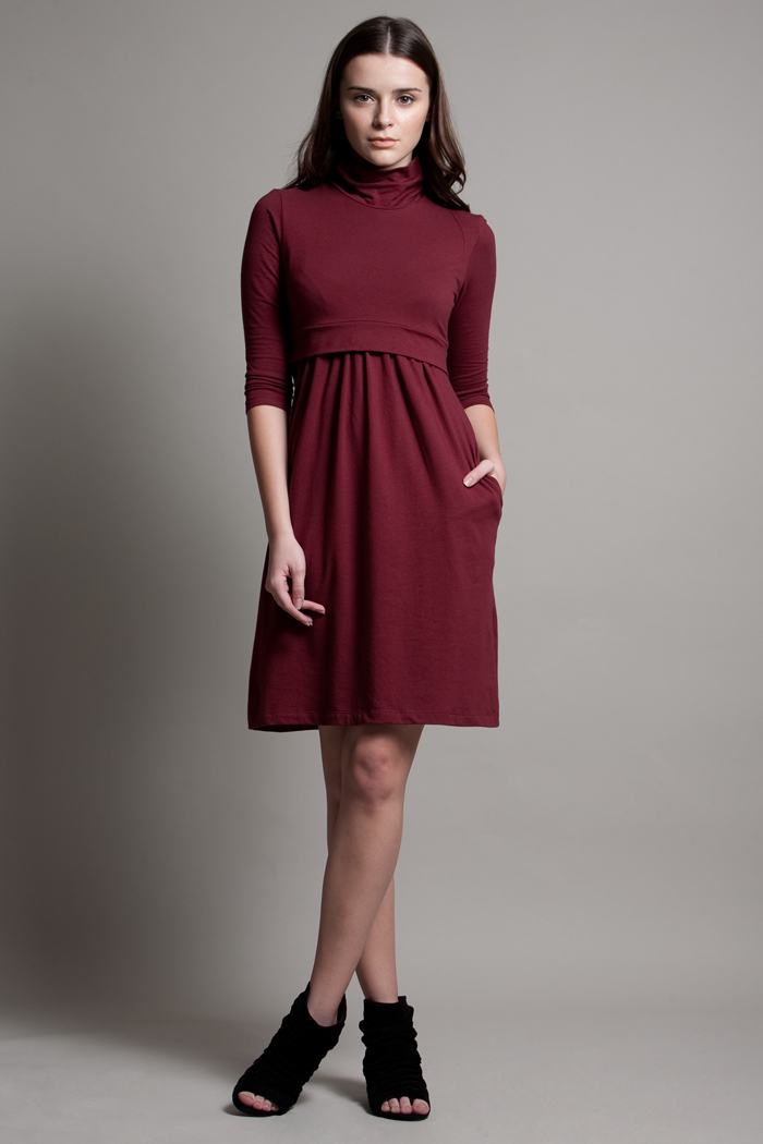 MILKBUG breastfeeding skater dress £64.99