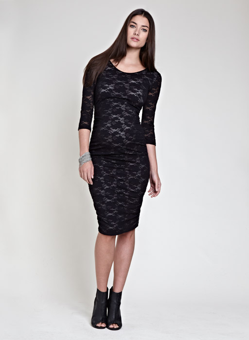 Isabella Oliver Lulu Lace Dress