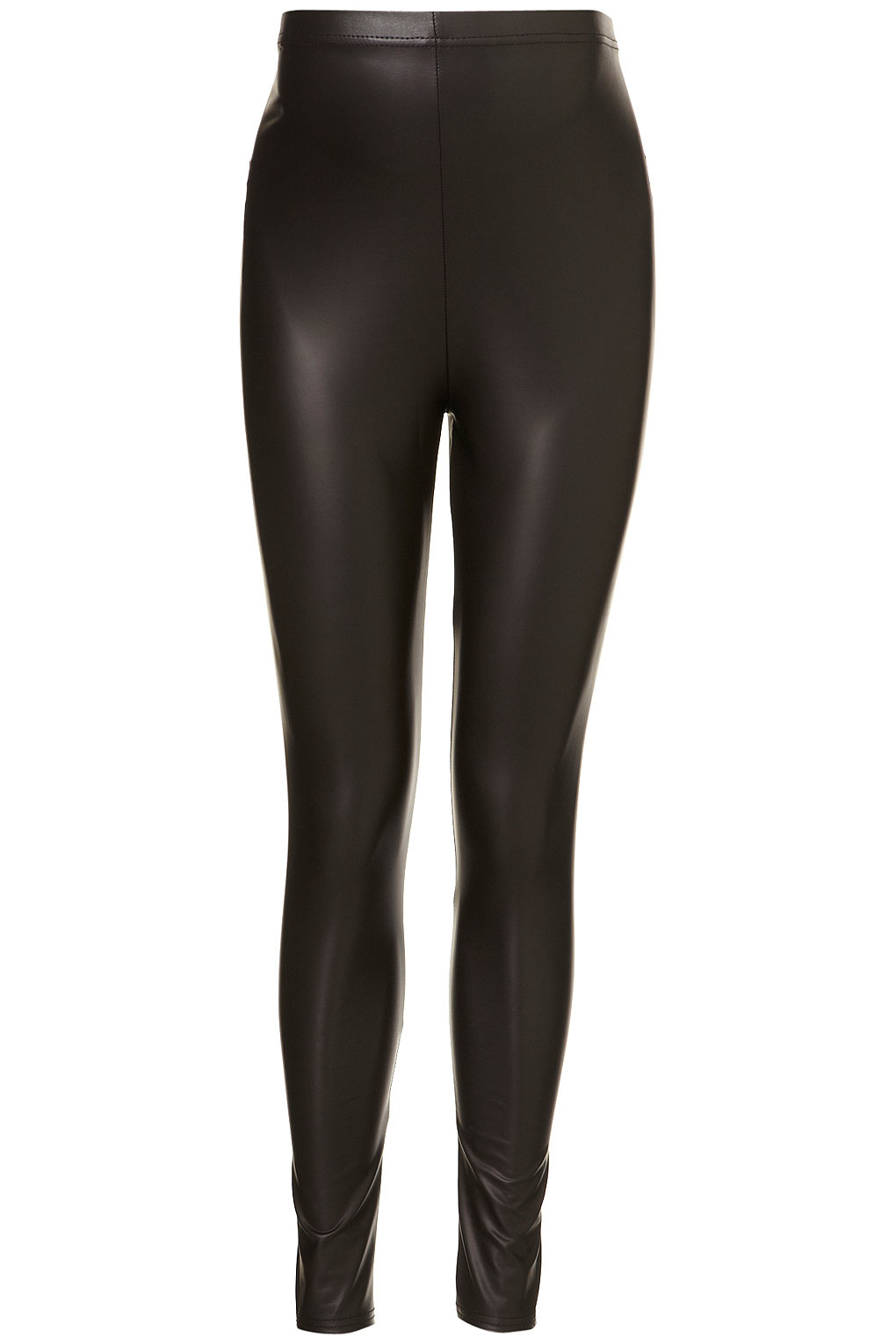 Topshop Maternity wet Look leggings