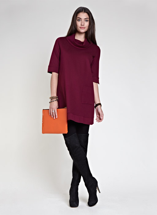 iSABELLA oLIVER POCKET TUNIC