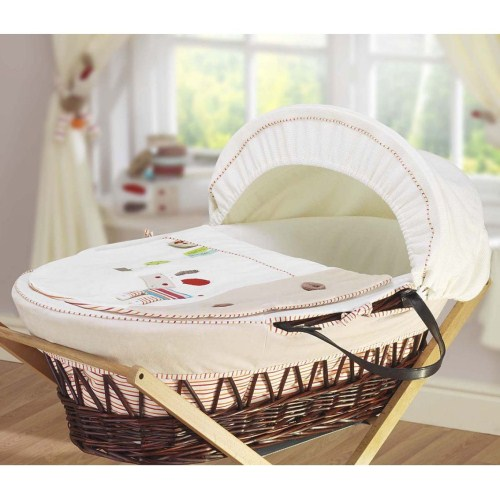 Lollipop lane moses basket